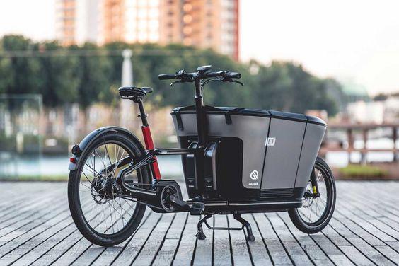 Livraison en vélo cargo à Marseille