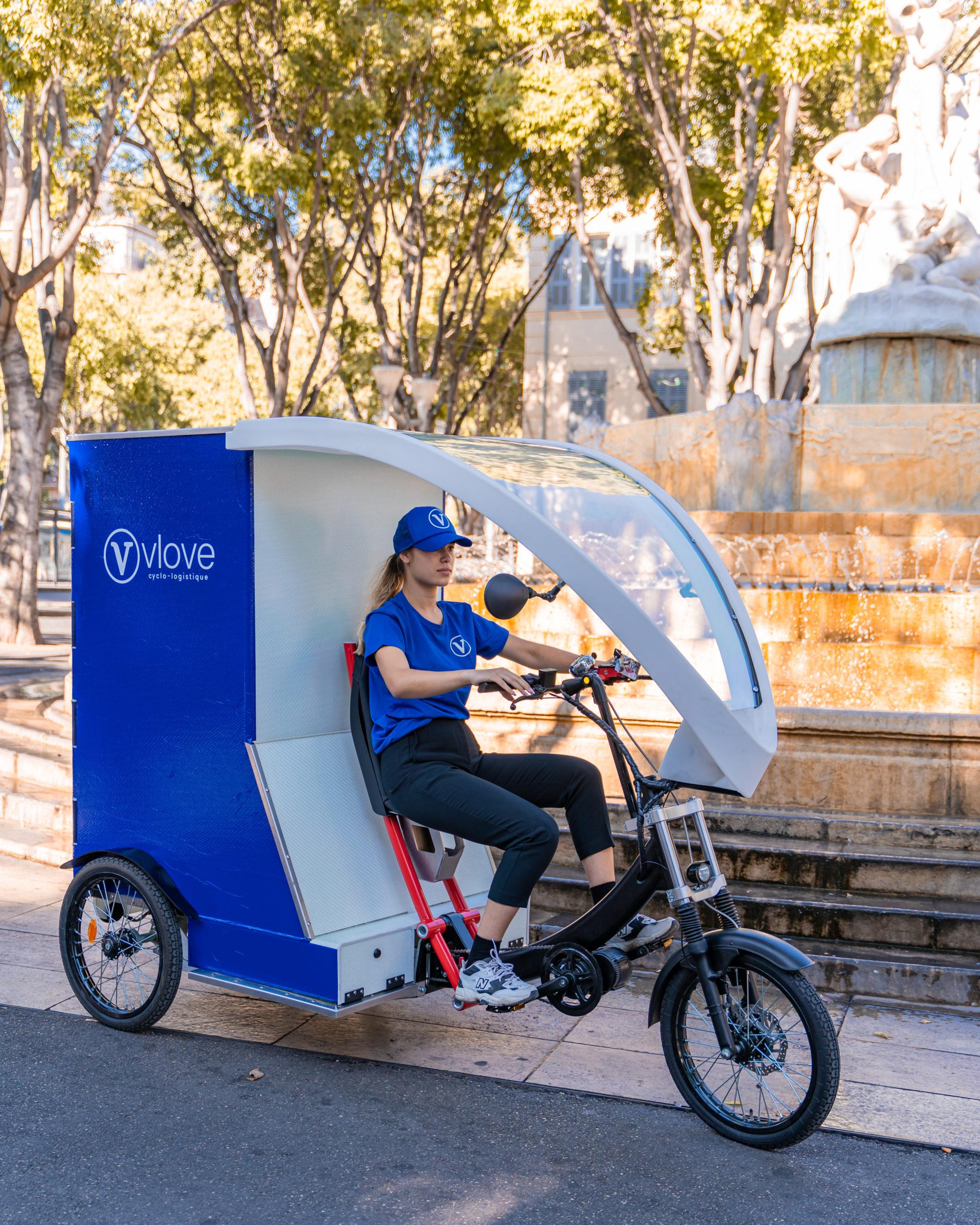 Livrer en vélo-cargo